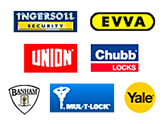 Locksmith Wandsworth Brand Logos